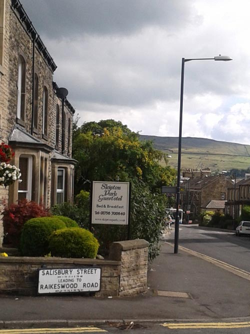 Yorkshire Dales short breaks at Skipton Park Guest'otel
